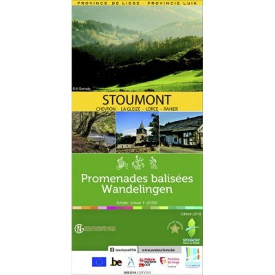 Carte IGN Stoumont