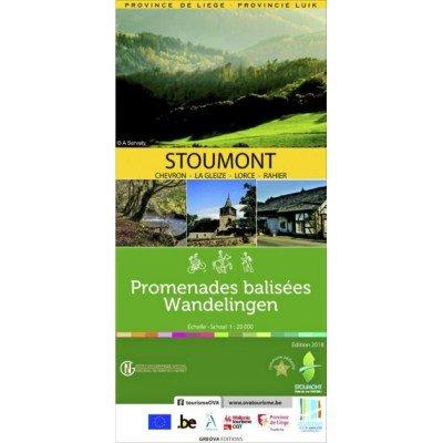 Wandelkaart Stoumont