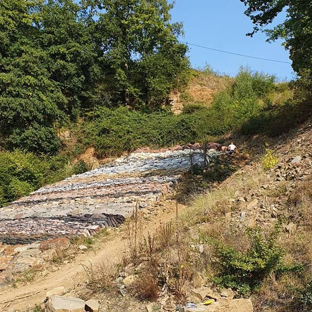 Geologische muur (Comblain-au-Pont)